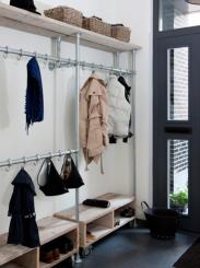 Entryway Storage Made Simple