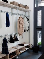 Entryway Storage Made Simple