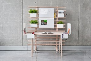 Standing Workstation Desk