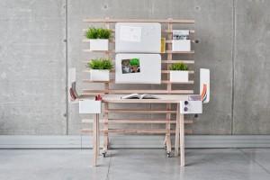 Standing Workstation Desk