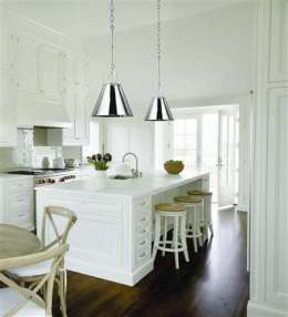 Hudson Valley Lighting- Altamont 1 Light Pendant for industrial kitchen design.